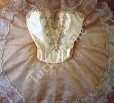 Ivory and Gold Aurora Wedding