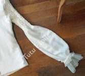 Shirred Sleeve