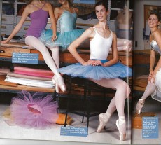 Pointe Magazine Ready to wear March 2002