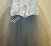 Bodice with Bustle