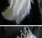 White-Swan headpiece