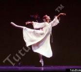 Clara in Nightgown
