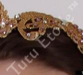 Scalloped Tiara